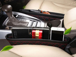 車内の隙間を有効活用する収納ケース
