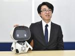 会話できるロボット「ユニボ」は大量の計算資源でその役割を果たせる