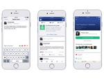 Facebook、災害時に食料や避難場所を探せる新機能「コミュニティヘルプ」を追加