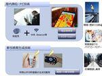NTTデータ、触覚を使った屋内ナビゲーションの実証実験