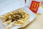 マクドナルド「大学いもの味 ポテト」店内で食べないとふにゃくて残念