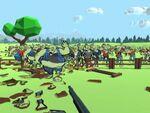 数百体のゾンビをVRで爽快に蹴散らす「Zombie Training Simulator」