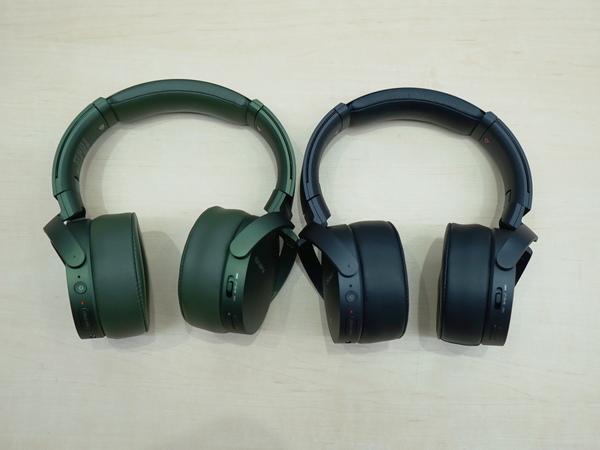 MDR-XB950N1のカラバリは2色