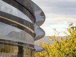 アップル、巨大な曲面ガラスで覆われた新社屋「Apple Park」4月から移転開始