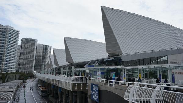 「CP+ 2017」の会場であるパシフィコ横浜