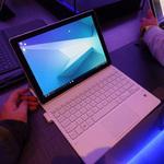 サムスンが発表した「Galaxy Tab 3」とWindowsタブ「Galaxy Book」をじっくり見る