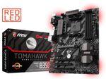 MSI、最新CPU「Ryzen 7シリーズ」対応のATXマザーボード「B350 TOMAHAWK」