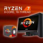 アークがRyzen搭載ゲーミングPCを発売、14万円台から