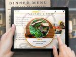 ドコモ、料理メニューのスマホ用翻訳アプリを開発