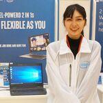 インテルが新潟でPC体験イベントを開催、地方出張の先輩としてアドバイスしてきた