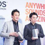 デノン、SpotifyにもAWAにも対応したWi-Fiスピーカー「HEOS」を発表