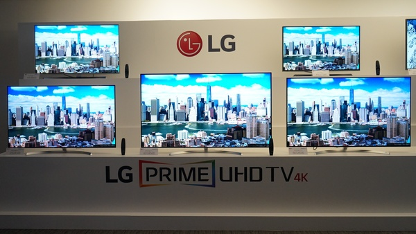 4K液晶テレビも大量投入!