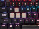 Cherry MX Speed RGB搭載ゲーミングキーボード「CORSAIR K95 RGB PLATINUM RAPIDFIRE」