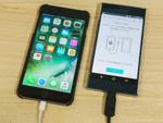 iPhoneのデータをXperia Transfer Mobileを使って移行させる方法