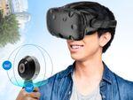 VIA、HTC VIVE用の超広角カメラを発表