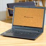 7万円以下でSSD搭載・ドライブ内蔵のノートPC『N1502K-310/T』は新生活にオススメ !