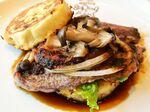 ステーキとフレンチトーストのハンバーガー!?:今週のグルメまとめ