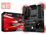 MSI、AMD X370チップセット採用「X370 GAMING PRO」