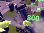 巨大な怪獣になって町を破壊しつくすシミュレーションゲーム「King Kaiju」