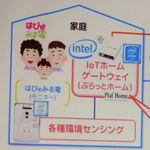 インテルがIoT実証実験開始、宅内プラットフォームの先駆けとなるか