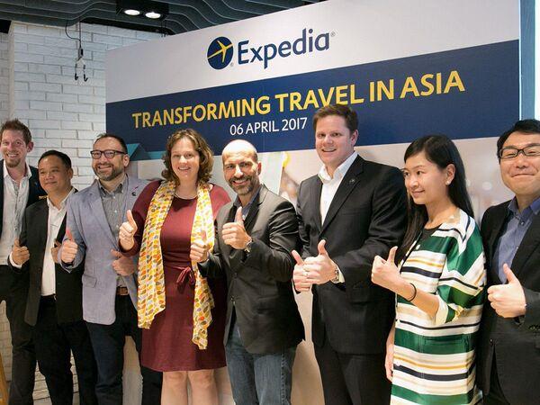 オンライン旅行会社「エクスペディア」は旅行者行動と心理をデータ化