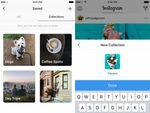 Instagram、写真や動画を整理できる「コレクション」機能を追加