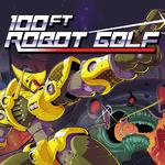 吹き飛ぶビルに乱れ飛ぶミサイルとボール!新世紀ロボットゴルフ「100ft Robot Golf」:Steam