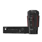 パナソニック 4K/30pの360度撮影が可能なカメラシステム