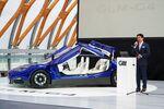 540馬力の超スーパーな電気自動車「GLM-G4」国内発表!