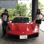 フェラーリ「488 GTB」は有能な執事? つばさのインプレ公開!