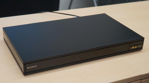 Blu-ray Discプレーヤー「UBP-X800」