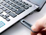 ポートをふさいで不正な接続を防止する「USB Type-Cポートガード」