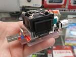 電流負荷を可変させてUSB電源をテストできる、玄人向けの検証機材