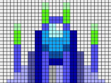 ドット絵作成ツールでゲームのキャラを作ろう