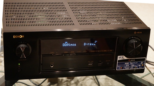 「AVR-X2400H」