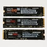 廉価版でも毎秒3GB超!M.2 SSDでも独走態勢に入ったサムスン「960 EVO」レビュー
