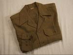 第二次世界大戦末期に作られたマスタードシャツを買いました