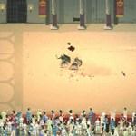 血が舞う、首が飛ぶ、命が散る。剣闘士アクションADV「Domina」:Steam