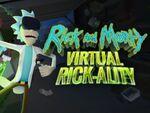 VRで気持ちいい操作ができる「Rick and Morty: Virtual Rick-ality」