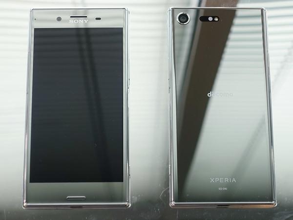 「Xperia XZ Premium SO-04J」