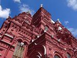 ロシアの「赤の広場」は意外なことに赤くなかった