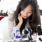 自撮り生放送特化スマホ「ZenFone Live」すごい! リアルタイムで誰もが美顔に