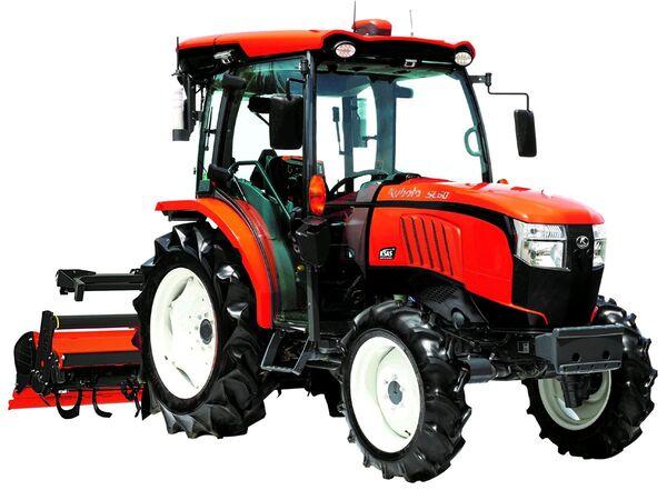クボタ、無人による自動運転農機「アグリロボトラクタ」をモニター販売