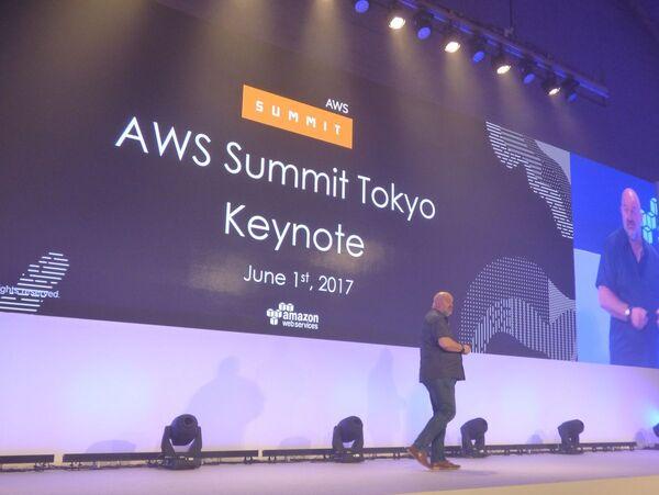 事例に厚みが増したAWS Summit 2017レポート