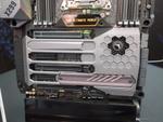ASUSのX299マザーはVROC対応でリード12GB/s! X399マザーはソケット固定にトルクスネジ