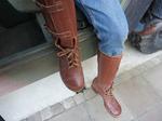 第二次世界大戦時の米軍ブーツにまつわるミステリー