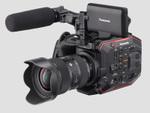 パナソニック、5.7Kスーパー35mmセンサー搭載の軽量シネマカメラ