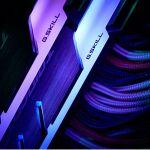 光り輝くメモリー『Trident Z RGB』で彩ったPCを撮る