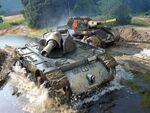 「World of Tanks」3シリーズに「戦場のヴァルキュリア」の戦車が登場