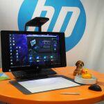 これは未来、SFの世界を現実化したような「HP Sprout Pro」
